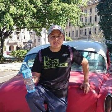 Javier De Jesus Rivero, 31, Mexico, Mexico