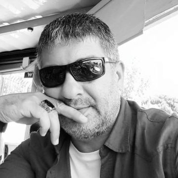 TC Muammer Yıldırım, 42, Istanbul, Turkey
