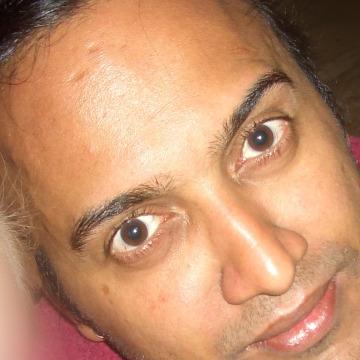 Sagar, 42, Glasgow, United Kingdom