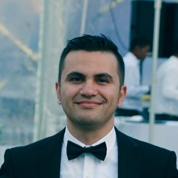 Ashraf, 35, Dammam, Saudi Arabia