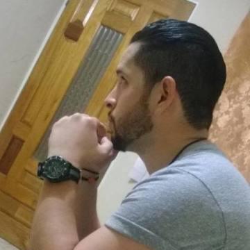 Omar Morrison, 30, Monterrey, Mexico