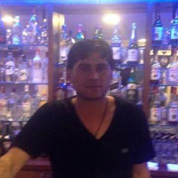 Mohammad Reza Soltanpanah, 40, Istanbul, Turkey