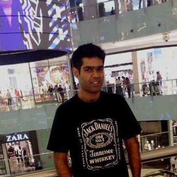 Ajwad Hassan, 29, Dubai, United Arab Emirates