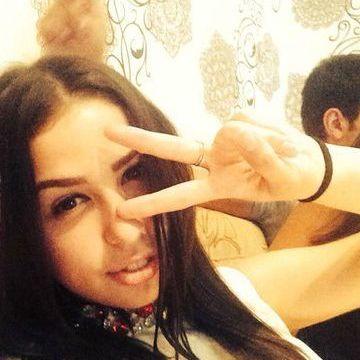 Natasha Malahovskaya, 21, Odessa, Ukraine