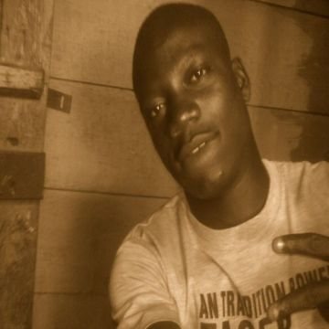 D'Only Bwoy Buju Banti, 22, Accra, Ghana