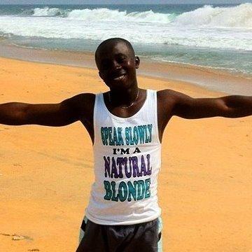 bamba, 27, Abidjan, Cote D'Ivoire