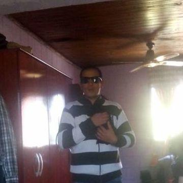 Marcos Escobar, 31, Resistencia, Argentina