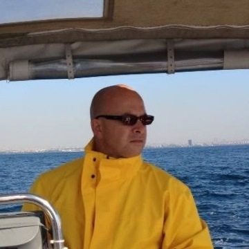 Maurice, 44, Istanbul, Turkey
