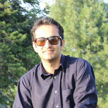 Farrukh Mushtaq, 34, Dubai, United Arab Emirates