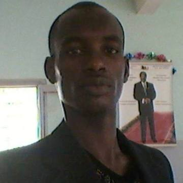 Moctar, 22, Douala, Cameroon