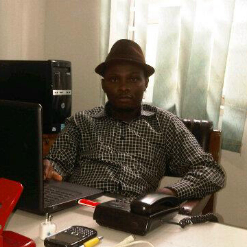 Victor  Oseha, 36, Calabar, Nigeria