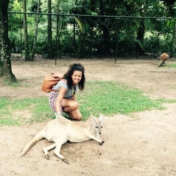 Hollie, 22, Ubud, Indonesia