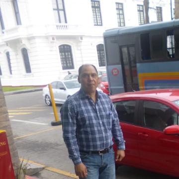 Mario Fabian, 53, Coatzacoalcos, Mexico