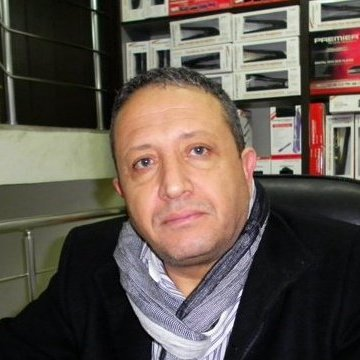 Yavuz Eren, 54, Izmir, Turkey