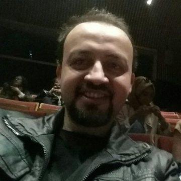 Alper Kuray, 43, Istanbul, Turkey