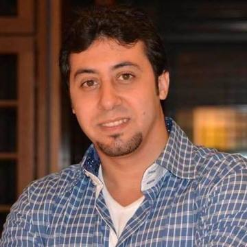 Mohamed Badawy, 32, Dubai, United Arab Emirates