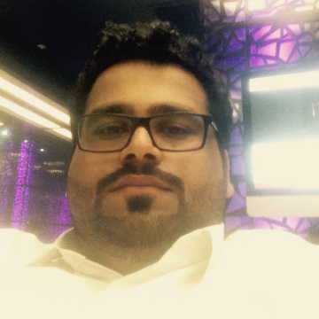 Mohammed Memon, 32, Dubai, United Arab Emirates