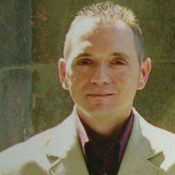 Luca Gori, 46, Florence, Italy