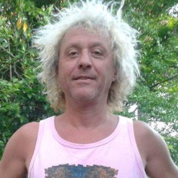 Claudio Luzero, 53, Buenos Aires, Argentina