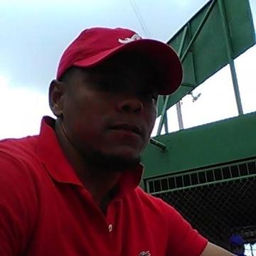 Wilson Gil, 34, Dajabon, Dominican Republic