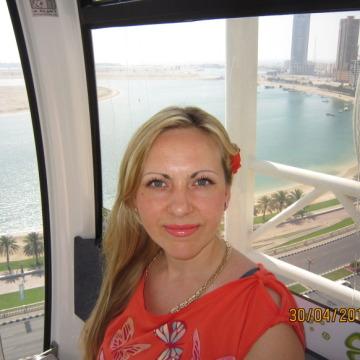 Natalia Mosolova, 36, Nizhnevartovsk, Russia