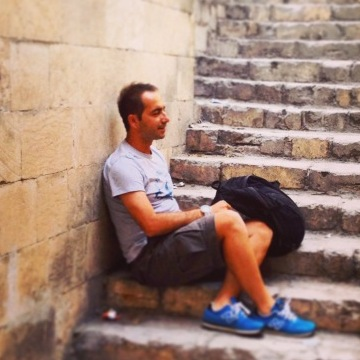 Ahmet Özen, 38, Istanbul, Turkey