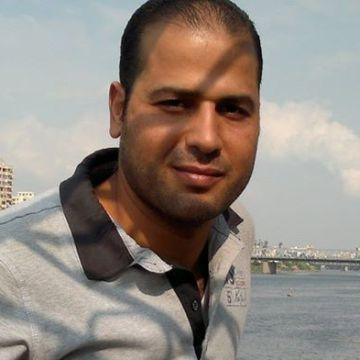 Hassan Wahdan, 34, Cairo, Egypt