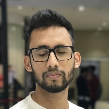 Joe Mathew, 21, Bangalore, India