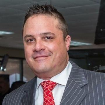 Tom Backal, 43, Plano, United States