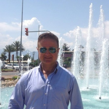 ERDAL, 39, Antalya, Turkey