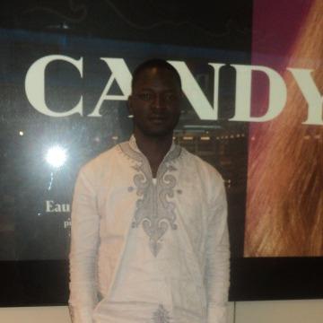 Gabriel Omoola, 28, Lagos, Nigeria