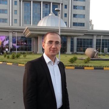 Eldar, 45, Baku, Azerbaijan