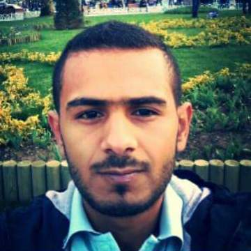 Dany Libyan, 24, Istanbul, Turkey