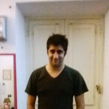 Alessio Greco, 33, Lecce, Italy