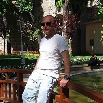 Erdoğan Mercan, 39, Istanbul, Turkey