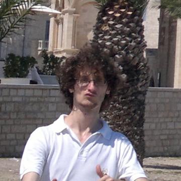 Donatello, 28, Foggia, Italy