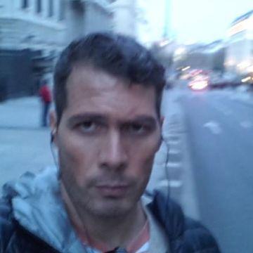 Sergio Aulenta, 39, Buenos Aires, Argentina