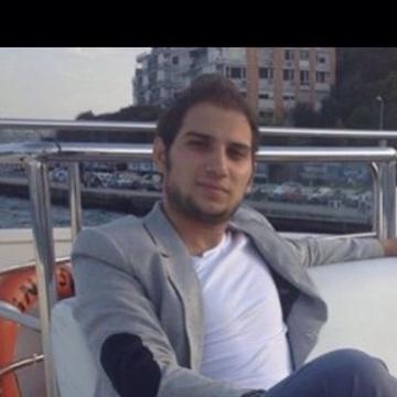 Timur Alptekin, 30, Sharjah, United Arab Emirates