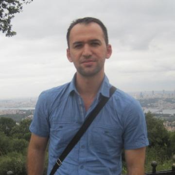 Hakan Kartal, 34, Istanbul, Turkey