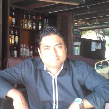 basher, 33, Dhaka, Bangladesh
