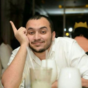 Ahmed Samy, 29, Dubai, United Arab Emirates