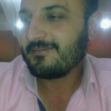 Abdullah Özmen, 32, Antalya, Turkey