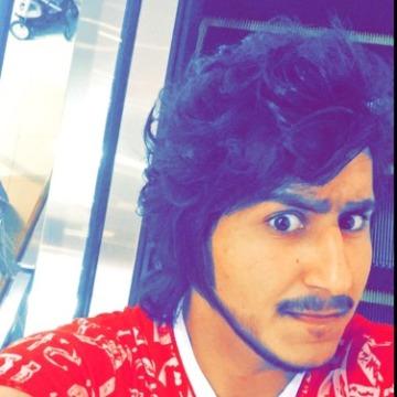 Ali Alshamsi , 19, Abu Dhabi, United Arab Emirates