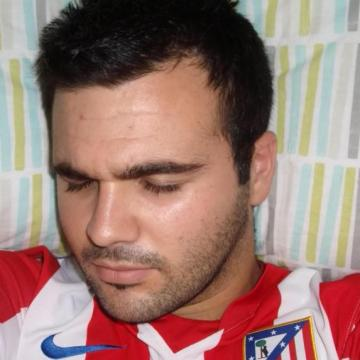 Jeronimo, 30, Elche, Spain