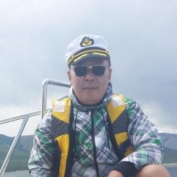 Chinzo Sharaid, 39, Ulaanbaatar, Mongolia