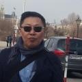 Chinzo Sharaid, 40, Ulaanbaatar, Mongolia