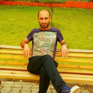 Anıl Küçük, 29, Samsun, Turkey