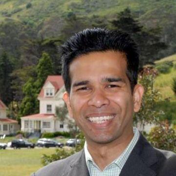 Kalyana Krishnan, 39, San Francisco, United States