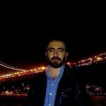 Mesut Polat, 32, Istanbul, Turkey
