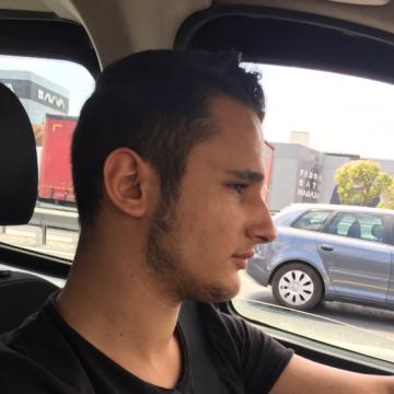 Ugur Kartal, 21, Istanbul, Turkey